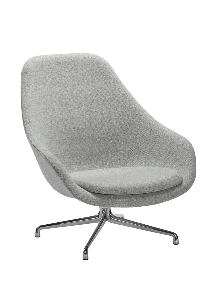 About A Lounge Chair AAL91 by Hay