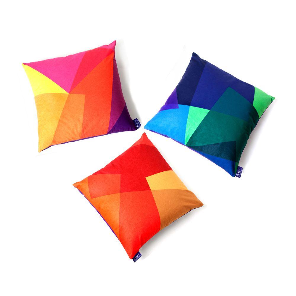 After Matisse Cushions - Set of 3 by Sonya Winner Studio