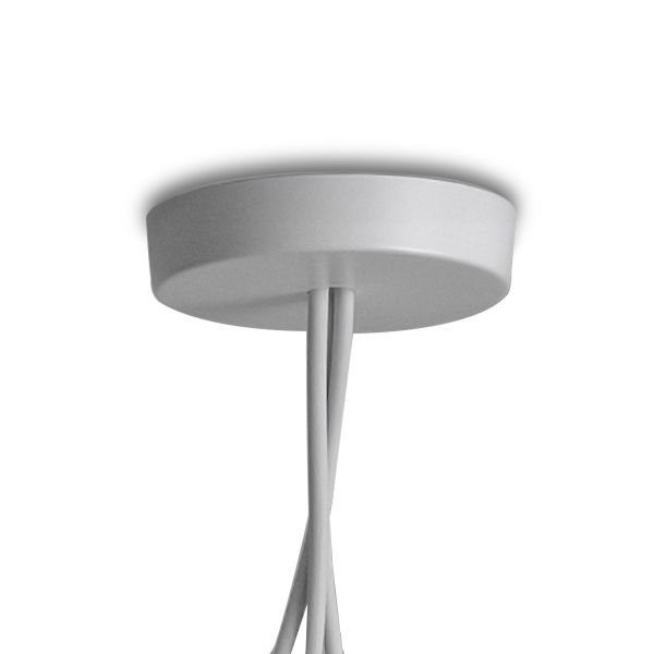 Aim with Cable + Plug Pendant Light by Flos