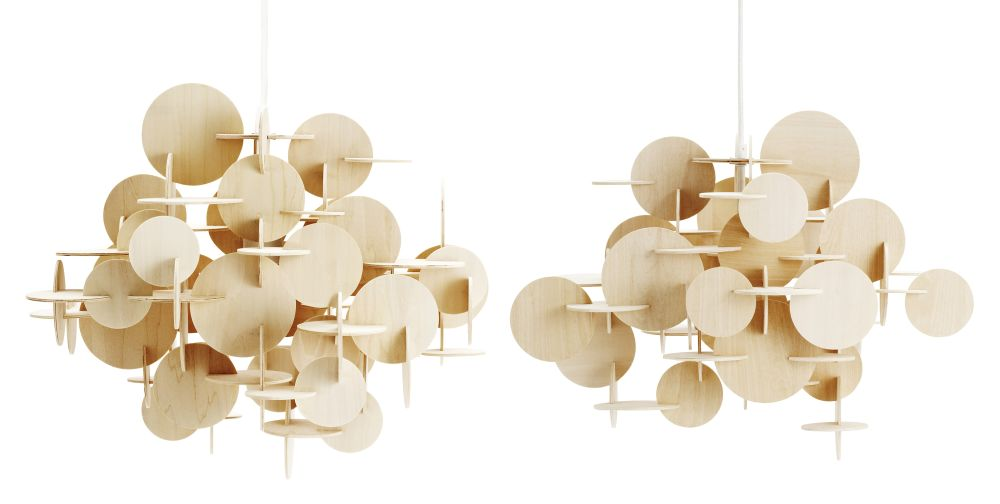 Bau Pendant Light by Normann Copenhagen