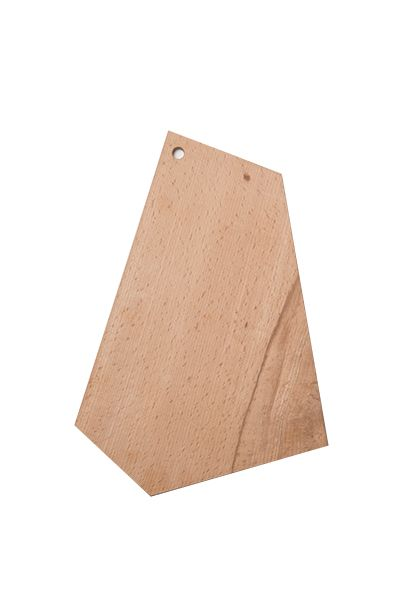 Beech Wood Chopping Board by Golden Biscotti