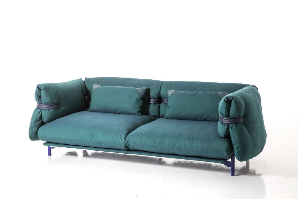 Belt 2 Seater Sofa by Moroso