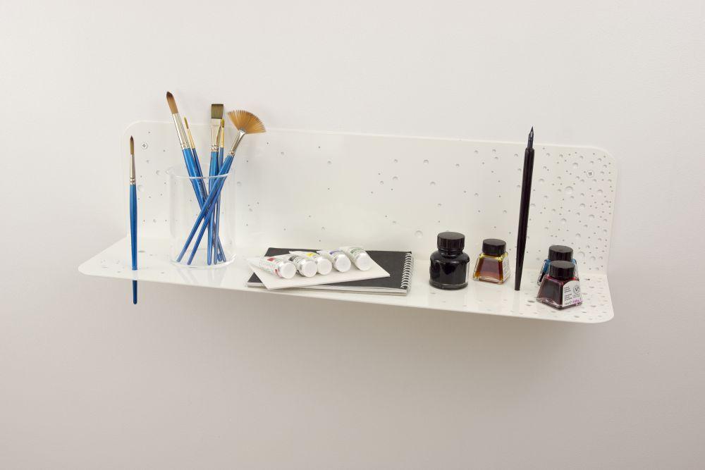 Bent Shelf by Matteo Gerbi