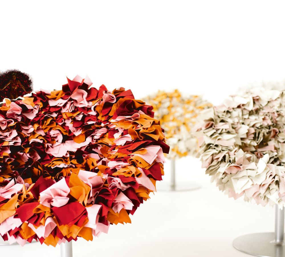 Bouquet Armchair by Moroso