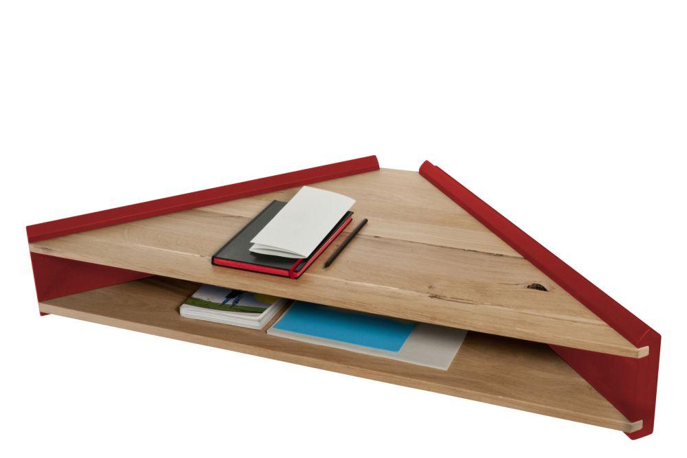 Briccola-ge Desk Shelf by Colé Italian Design Label