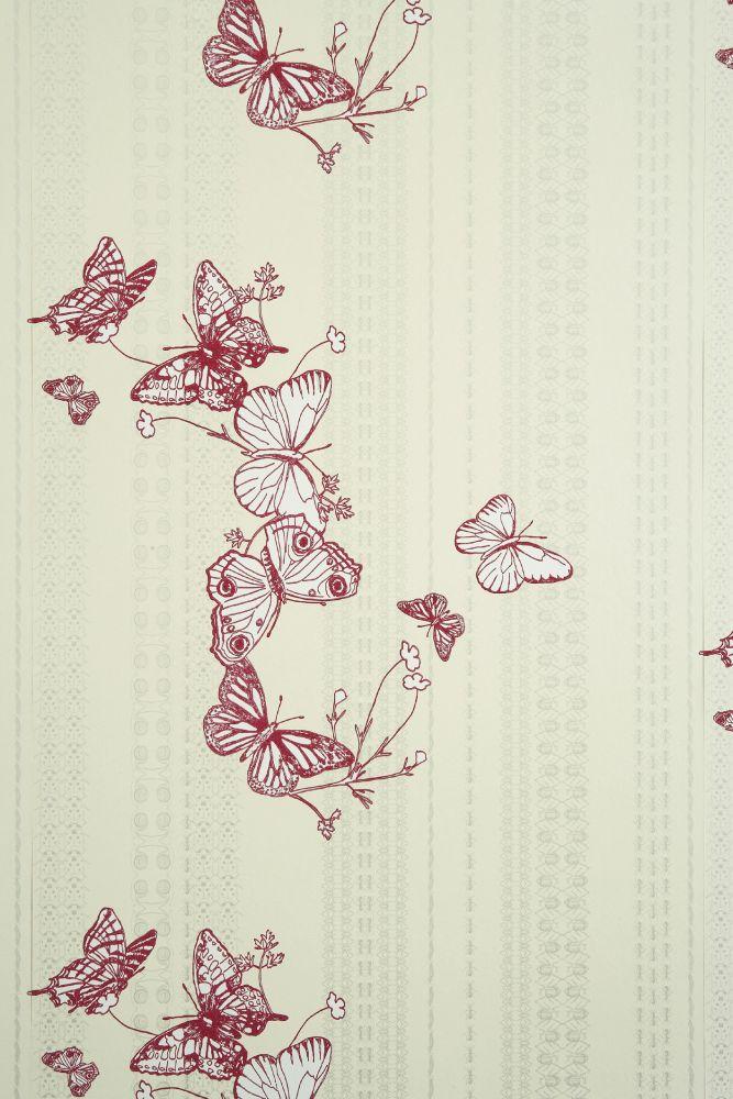 Bugs & Butterflies Wallpaper by Barneby Gates