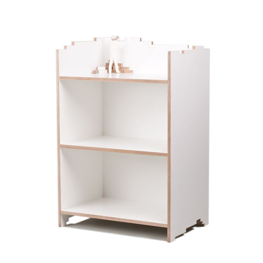 Build Me Up! Bookcase by MEJD