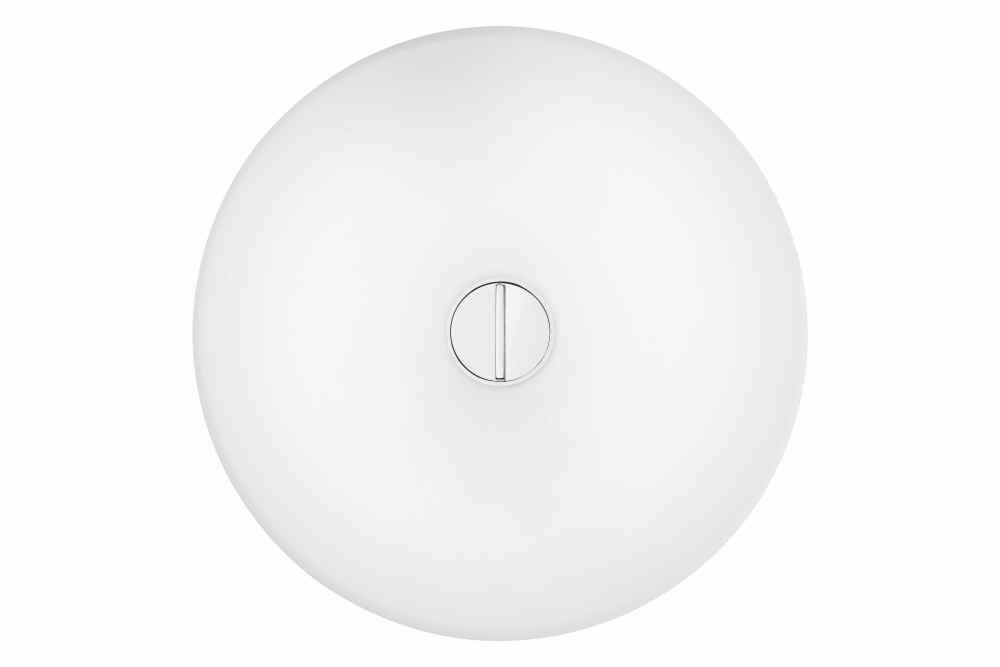 Button Wall Light by Flos