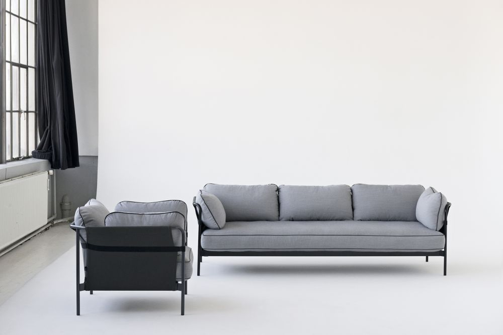 Can 3 Seater Sofa by Hay