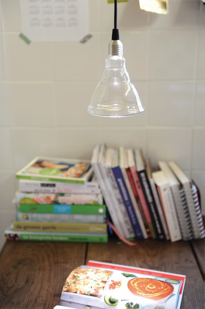 Ceci PAR pendant lamp by Sander Mulder
