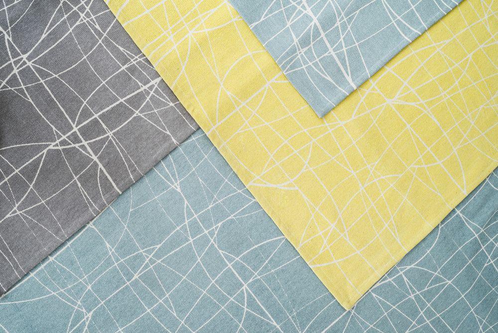 Cha Cha Screen Printed Rug by Helen Yardley Rugs