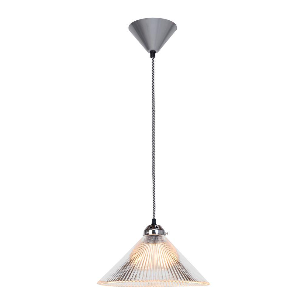 Coolie Prismatic Pendant Light by Original BTC