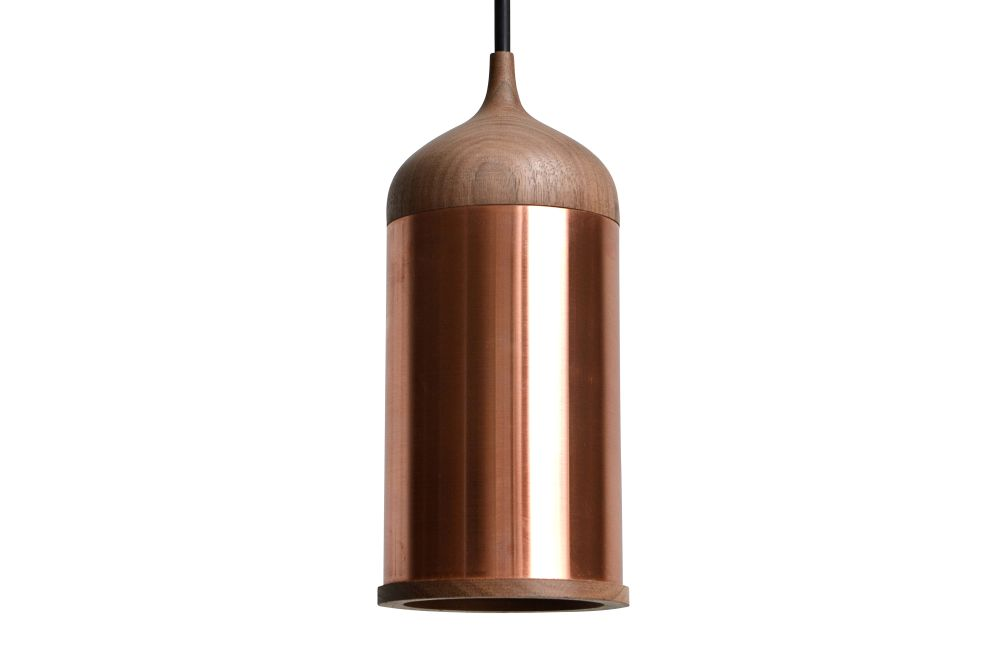 Copper Pendant Lamp  by Steven Banken