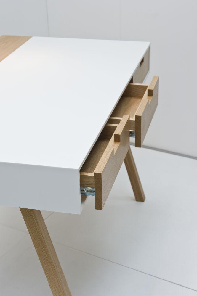 Corian Writing Desk by Design by Nico