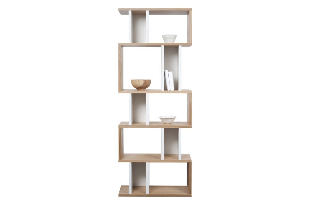 Counter Balance Alcove Shelving by Content by Terence Conran