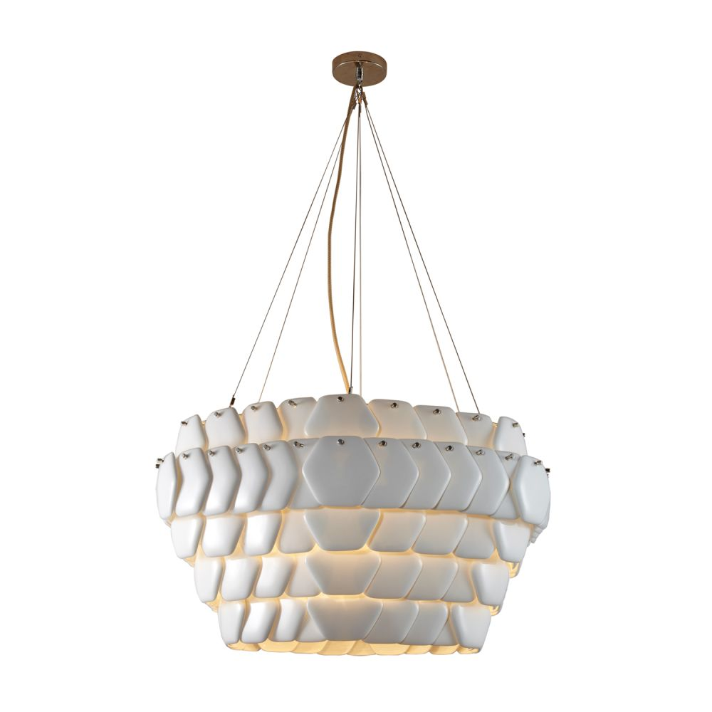 Cranton Hexagonal Pendant Light by Original BTC