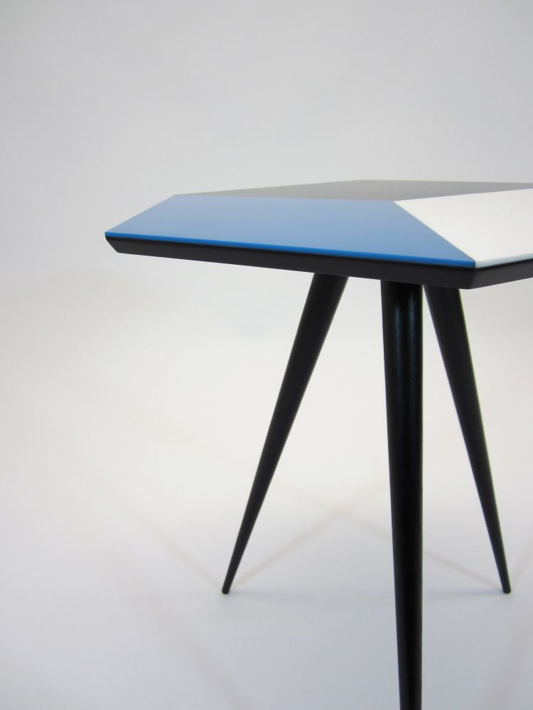 Cube 1 Side Table by ROCKMAN & ROCKMAN