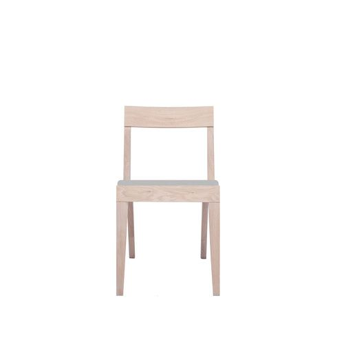 Cubo Chair With Upholstered Seat by Another Brand