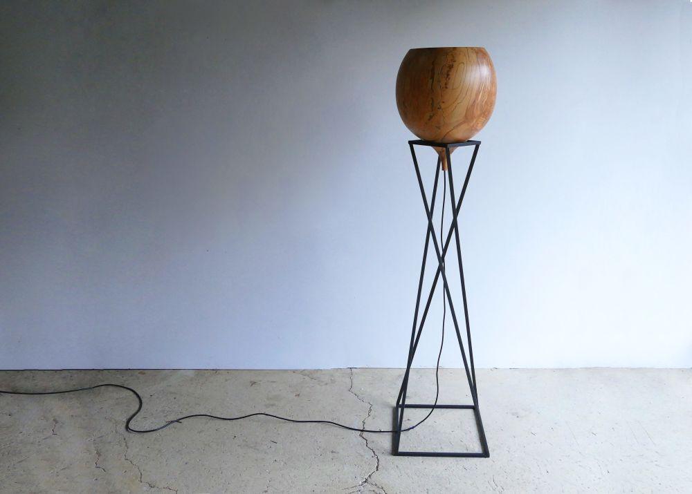 Cupola Floor Lamp by Tamasine Osher Design