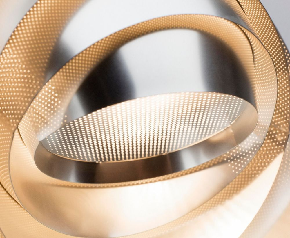 Curve Wall Light by Tom Dixon