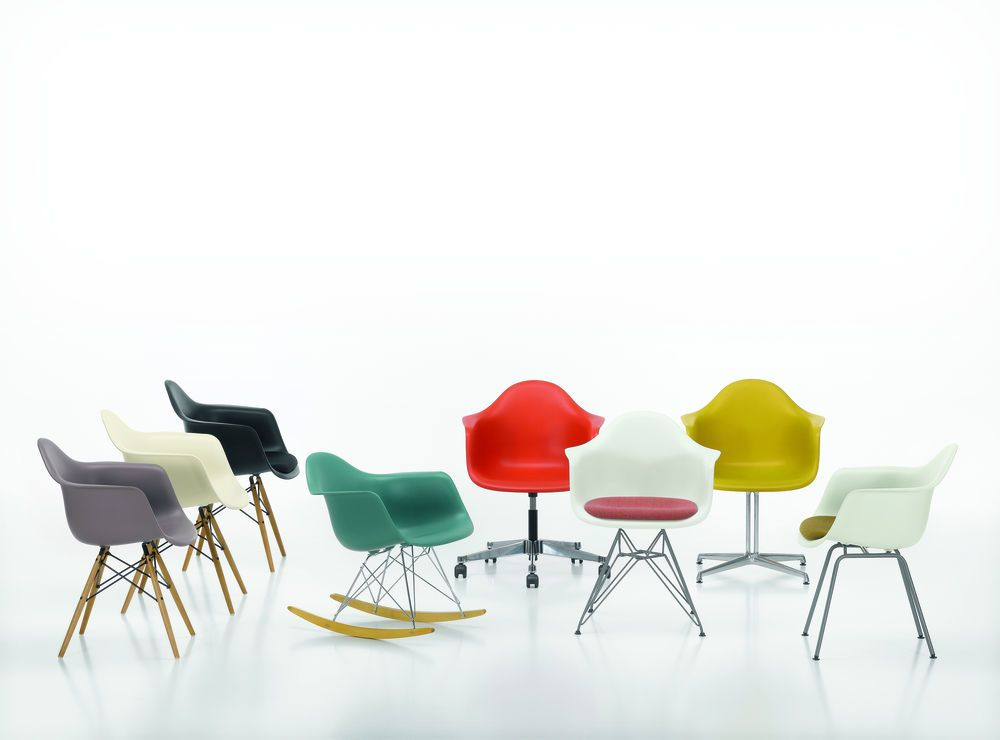 DAL Without Upholstery by Vitra