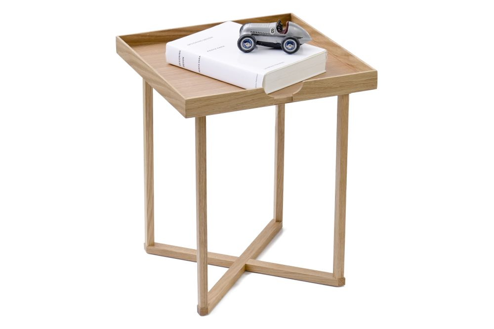 Damien Square Side Table by Wireworks