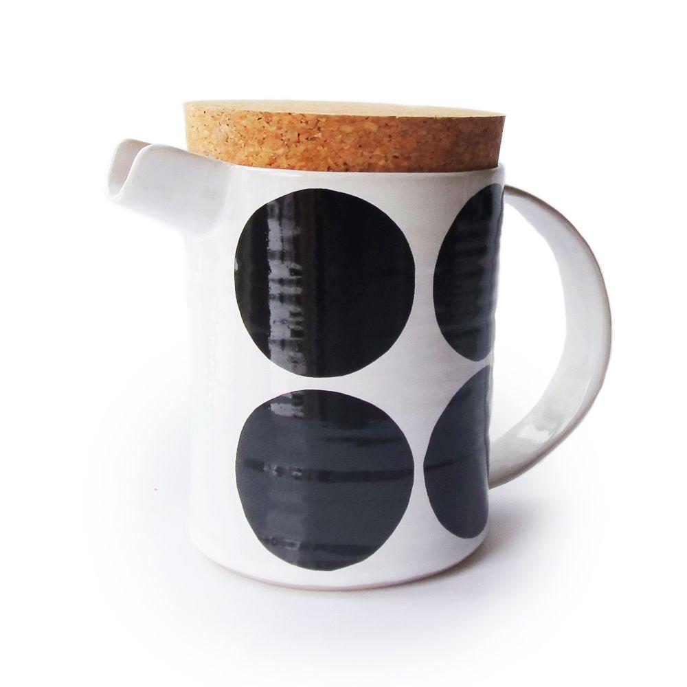 Dot Teapot by Camilla Engdahl