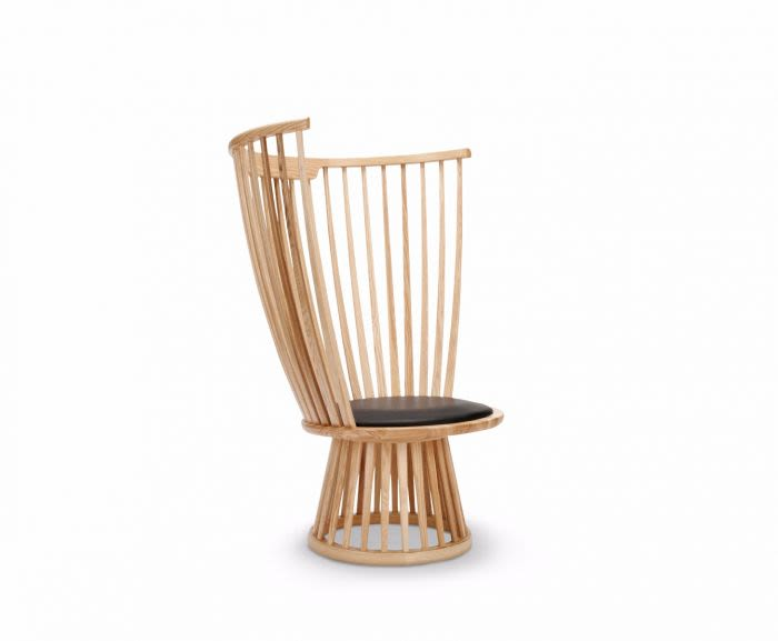 Fan Lounge Chair by Tom Dixon