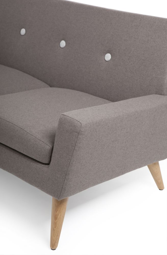 Finsbury 3 Seater Sofa by Assemblyroom