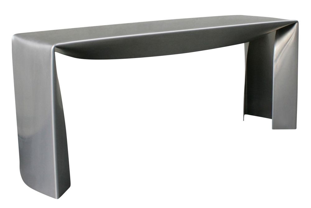 Folded Bench by Space for Design