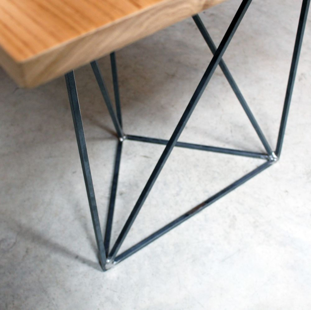 Frames 01 Dining Table by Anwar Studio
