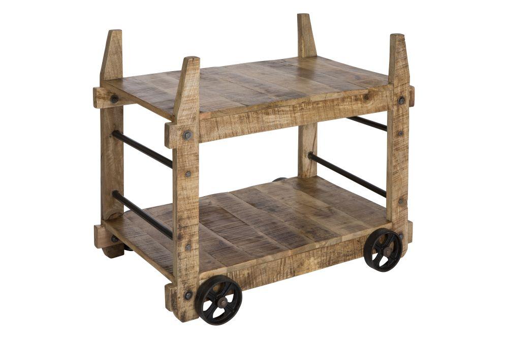 Gadu Industrial Trolley and Table by Reason Season Time