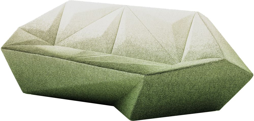Gemma Sofa by Moroso