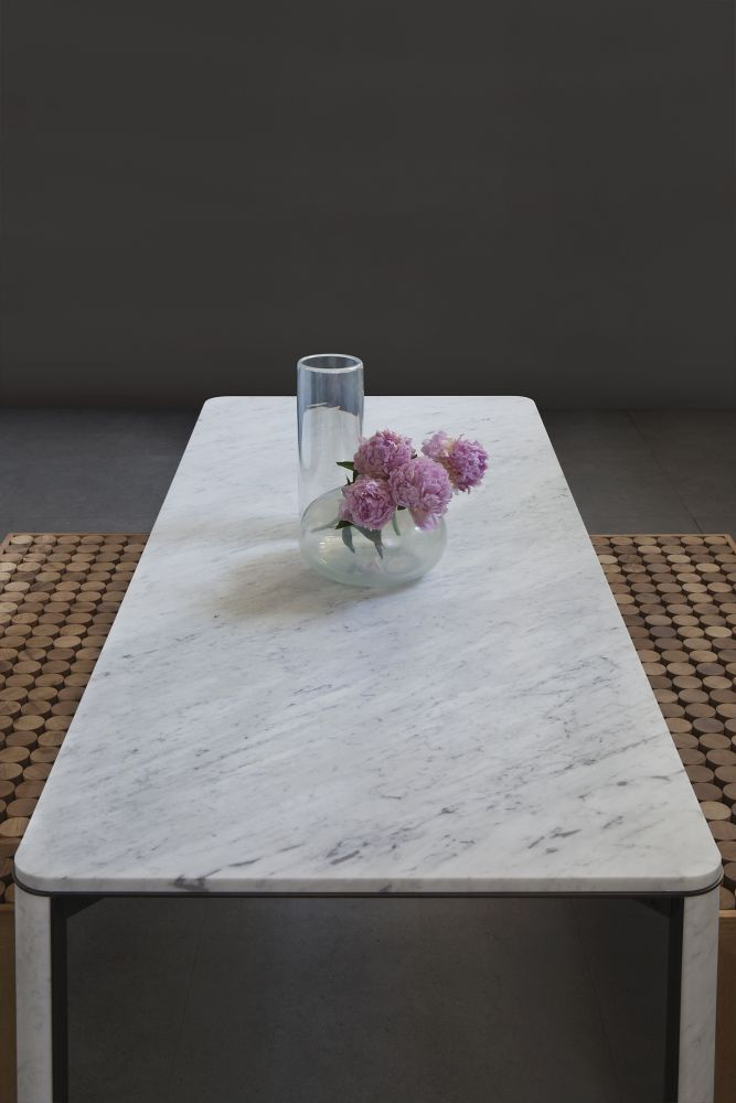 Gregorio rectangular dining table by mg12