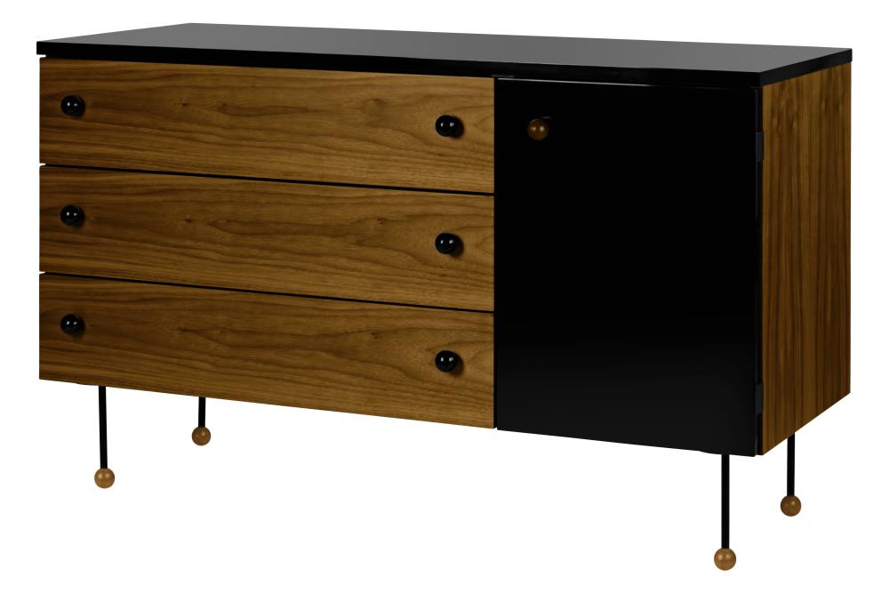 62 3 Drawer Dresser by Gubi