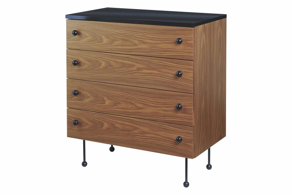 62 4 Drawer Dresser by Gubi