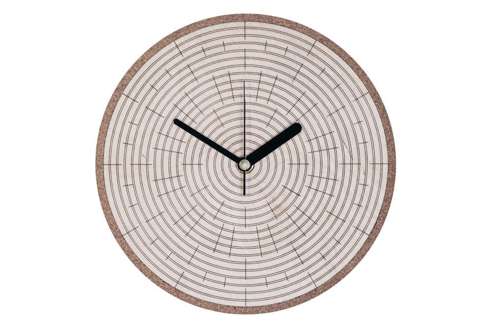 Grow Wall Clock by Splinter Designs