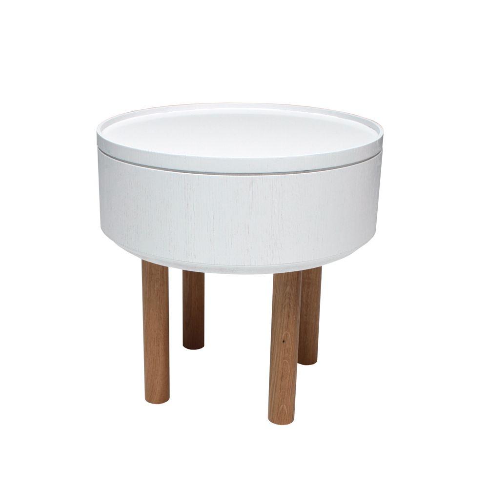 Hat Side Table by Bellila