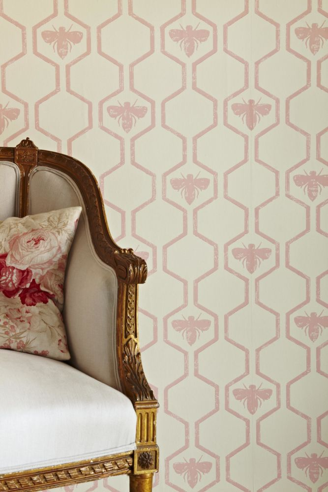 Honey Bees Wallpaper  by Barneby Gates
