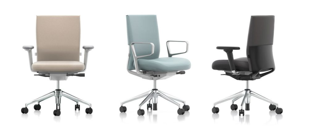 ID Trim, with Lumbar Support by Vitra