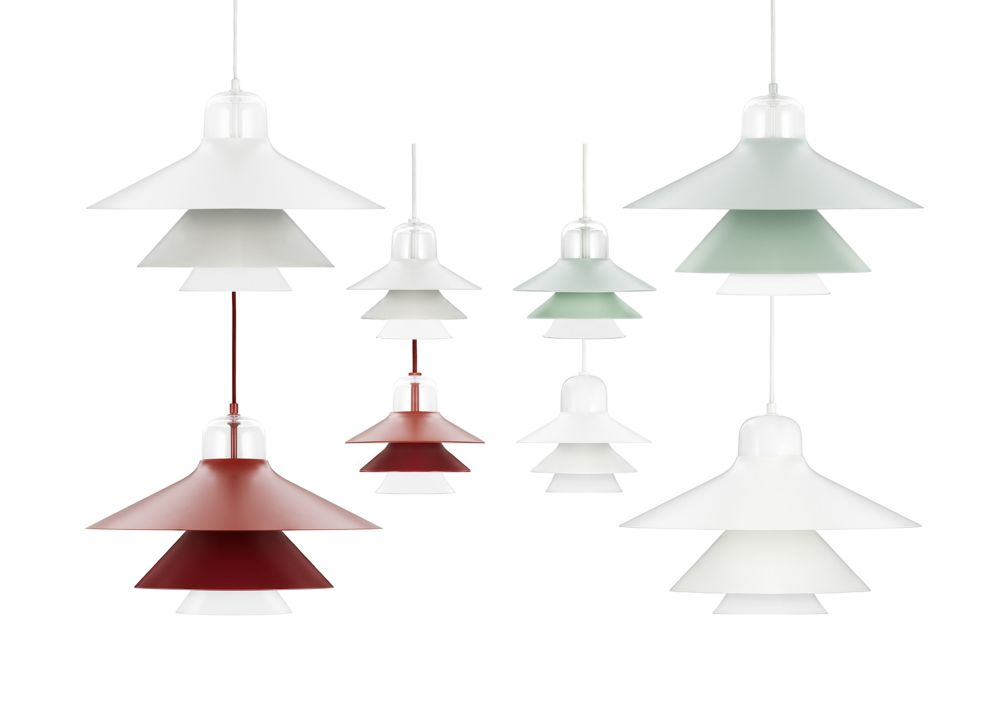 Ikono Small Pendant Light by Normann Copenhagen
