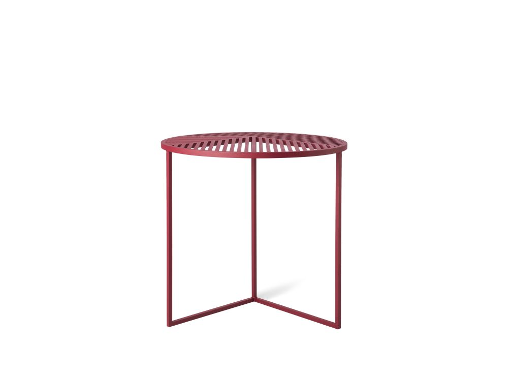 Iso A Round Side Table by Petite Friture