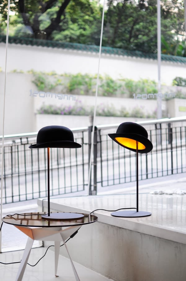 1e7603522eb Jeeves Table Lamp by Innermost