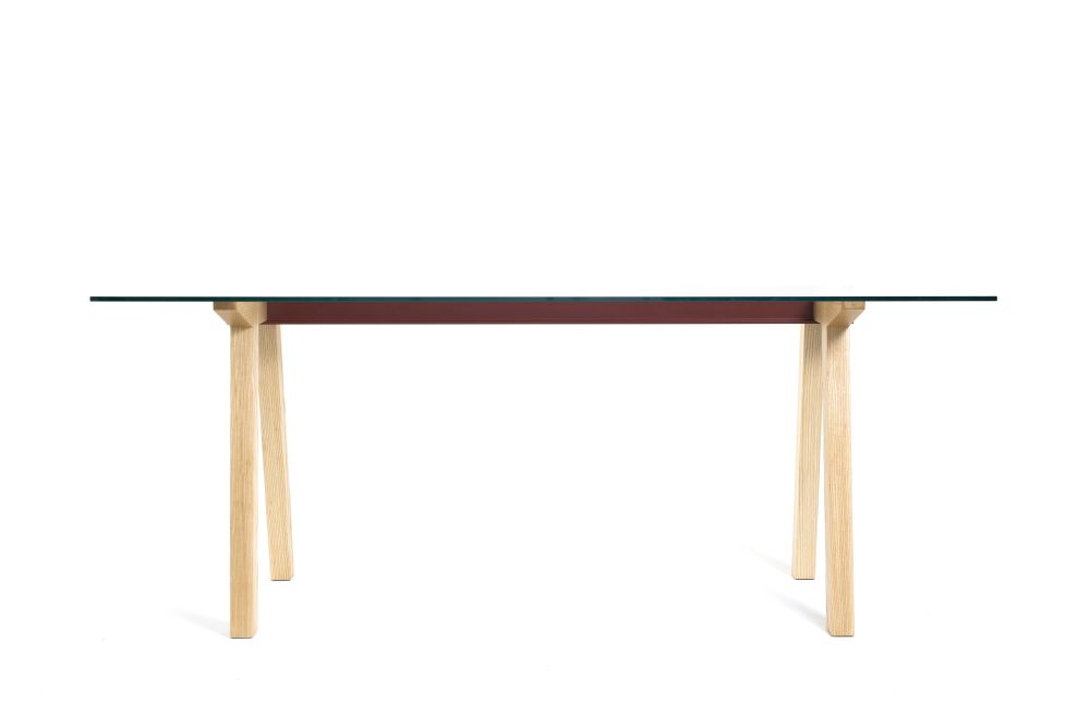 Joist Dining Table by Daniel Schofield