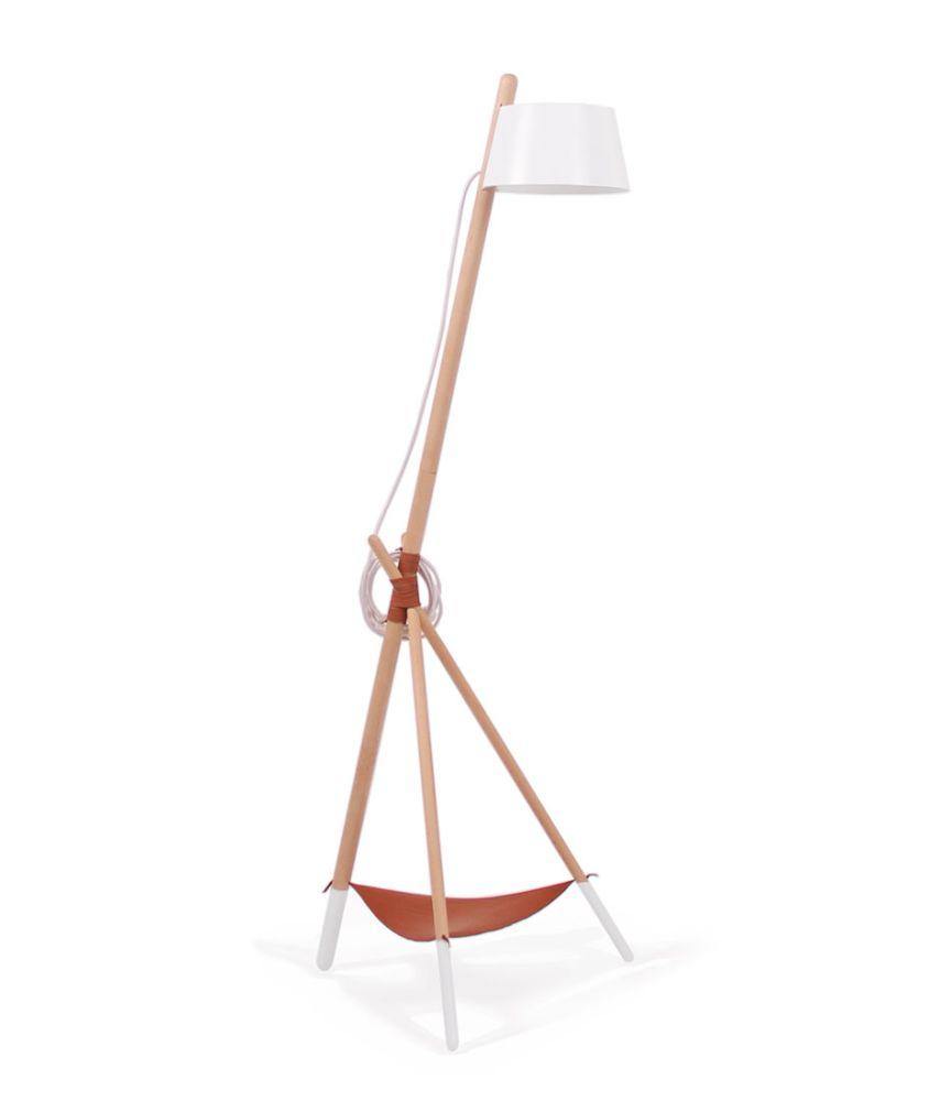 Ka M - Floor Lamp by WOODENDOT