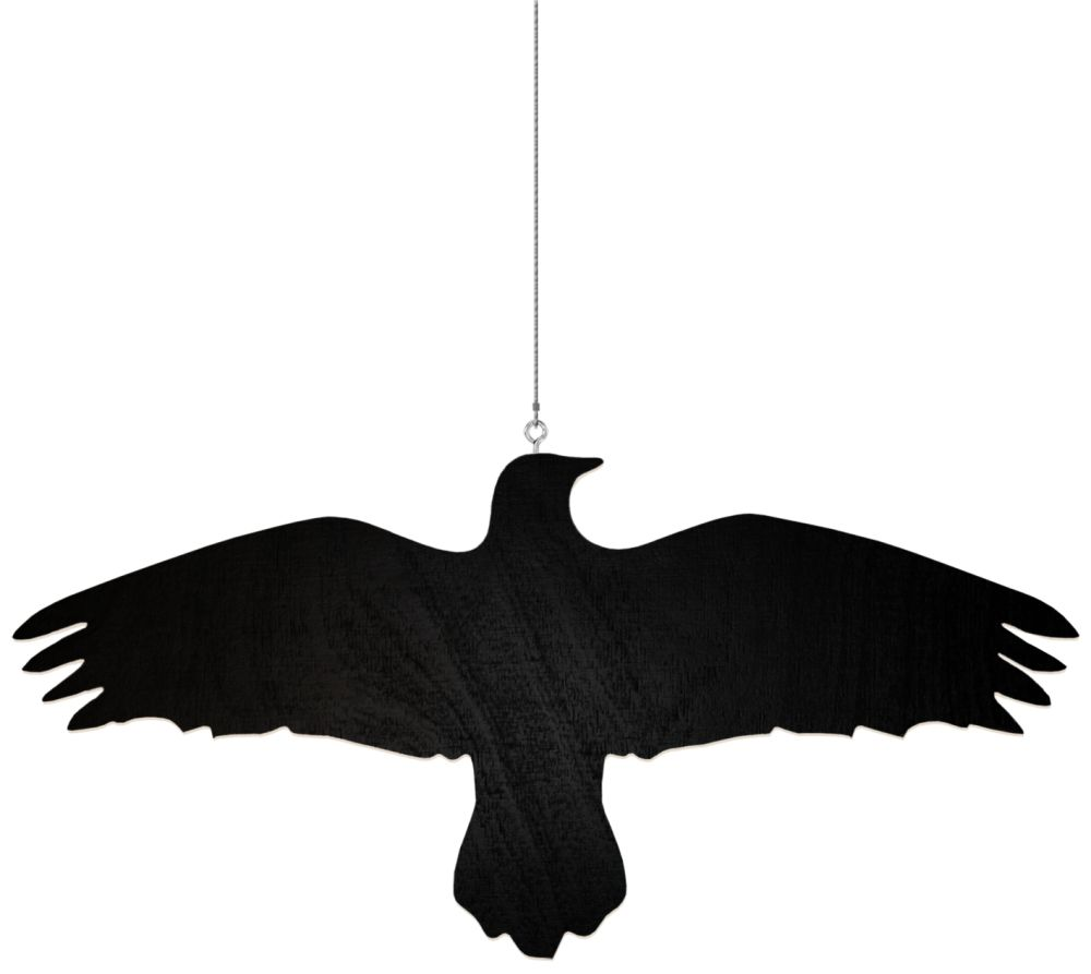 Krummi Bird Hanger by IHANNA HOME