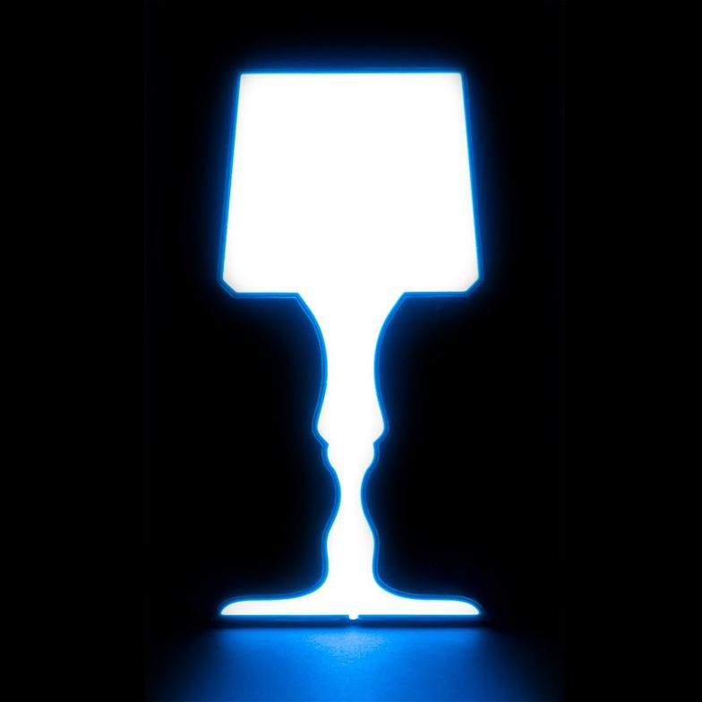 Lampada Table Lamp by Show and Tell