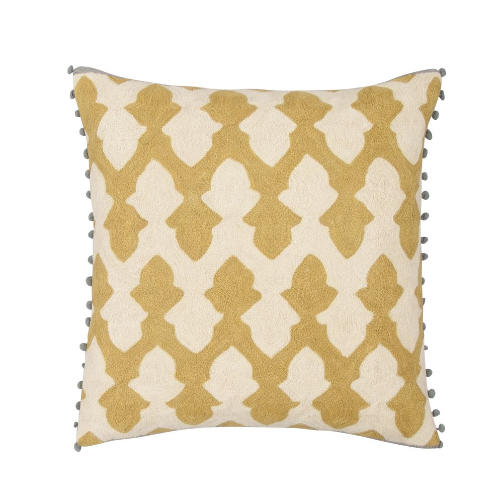 Lattice Cushion by Niki Jones