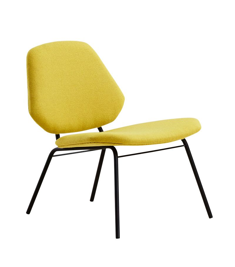 Lean Lounge Chair by WOUD