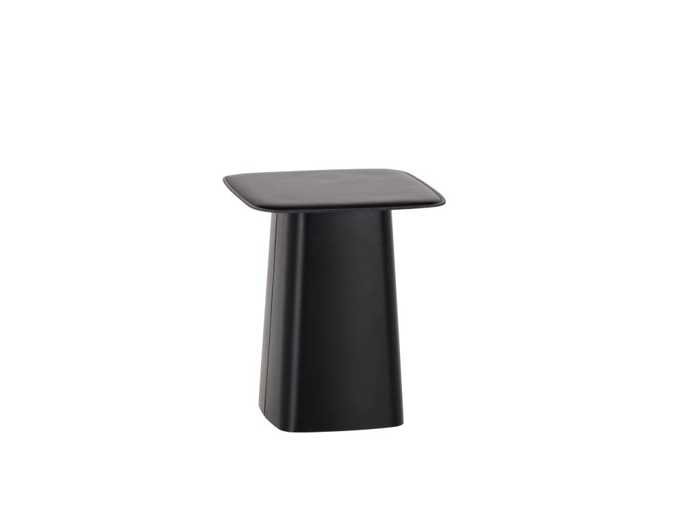 Leather Side Table by Vitra